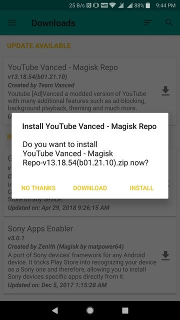 How to install Magisk Module Mohamedovic 03