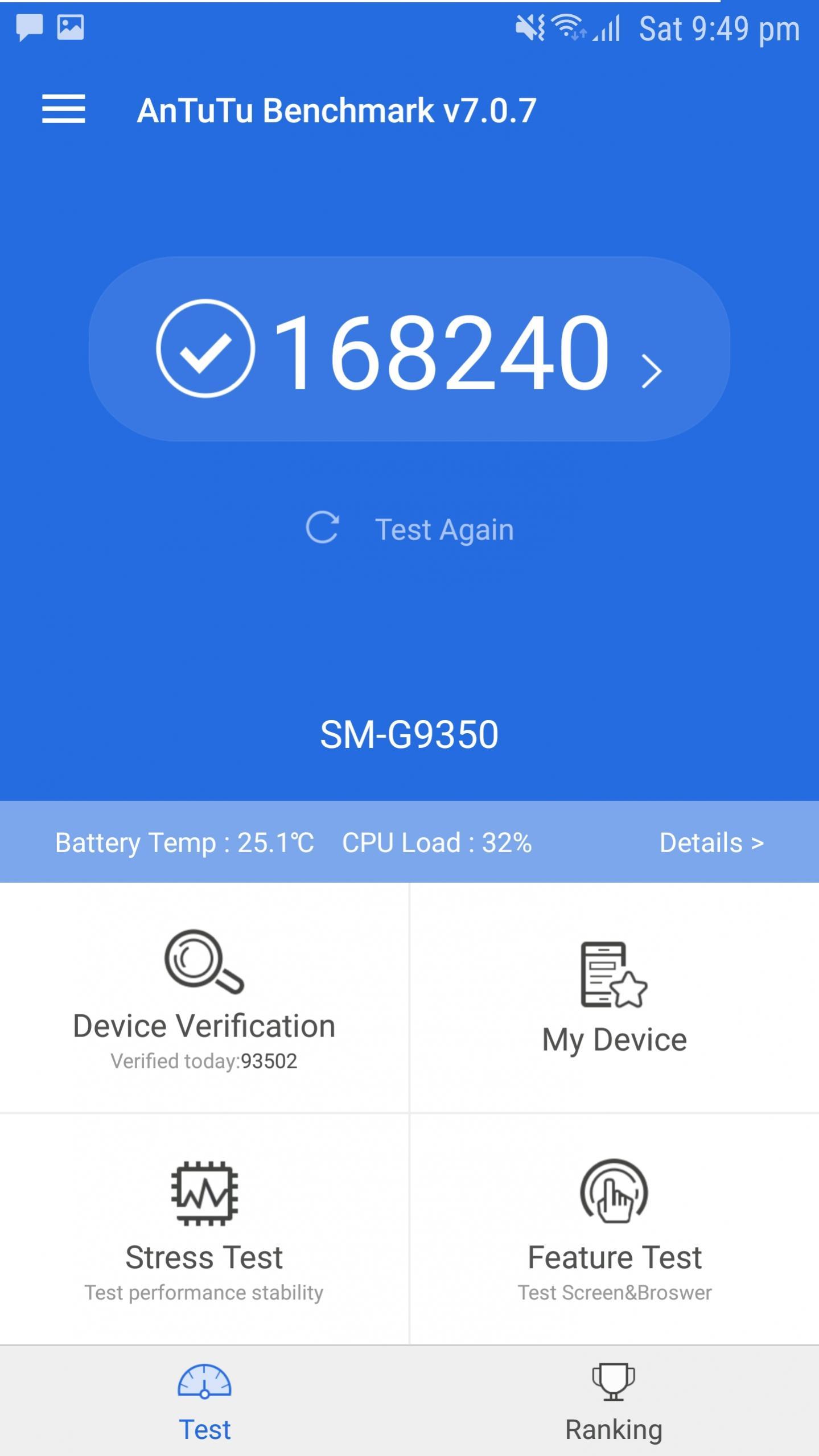 Oreo based TOXIC 8.0 ROM for Galaxy S7 Mohamedovic 06