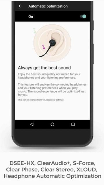 Sony Xperia XZ2 Sound System Mohamedovic 03