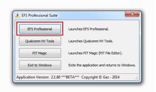 Backup EFS on Samsung Devices with EFS Professional Tool Mohamedovic