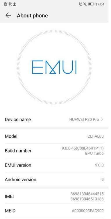EMUI 9.0 Based Android Pie Mohamedovic 02