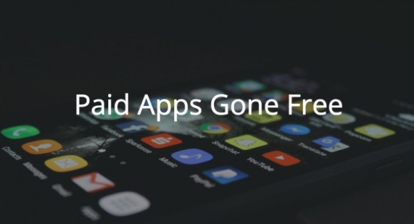 Paid Apps Gone Free App