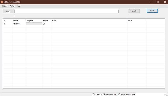 تحديث هاتف Poco F1 إلى Pie 9.0 باستخدام Mi Flash Tool