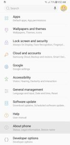 Galaxy S9 Developer Options Mohamedovic 01 scaled