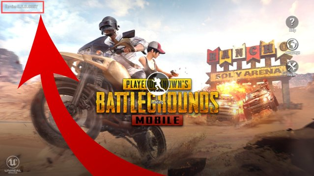How to Find PUBG Version