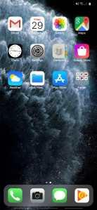تحميل ثيم iPhone 11 Pro Max