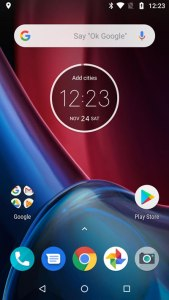Moto G4 Android Oreo Official Firmware Update Mohamedovic 01