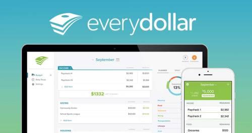 Every Dollar Budget App