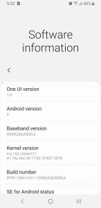 One UI Based Android 9.0 Pie Official Firmware Update for Samsung Galaxy S8 Mohamedovic 11