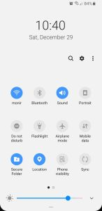 One UI Based Android 9.0 Pie Official Firmware Update for Samsung Galaxy S8 Mohamedovic 6