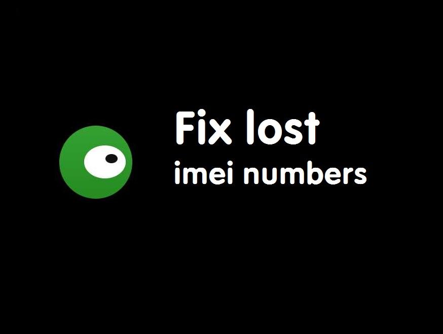 اصلاح مشاكل رقم الimei في هواتف سامسونج وجميع هواتف الاندرويد