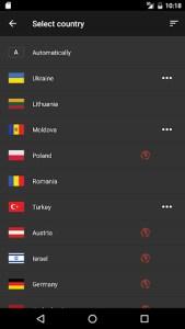 تطبيق Hideman VPN