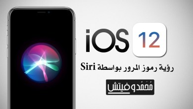 Know your Passwords using Siri