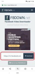 شرح كيفية تحميل فيديوهات الفيسبوك على جهازك الاندرويد مباشرةً 6