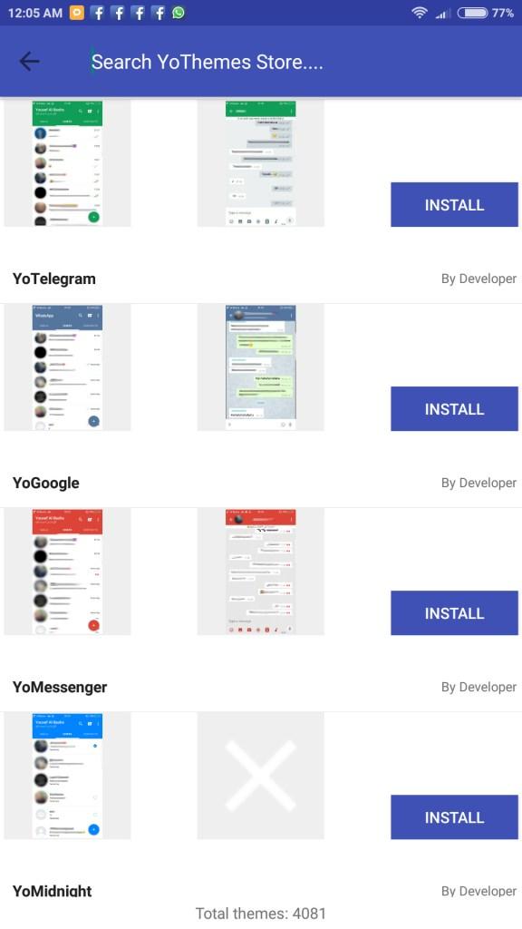 WhatsApp Plus Themes 06