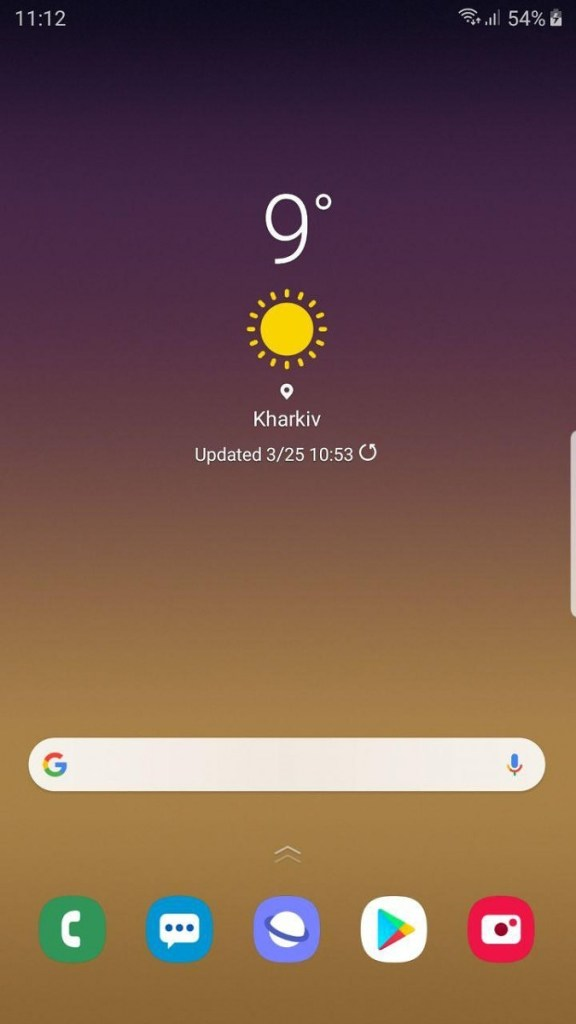 One UI Based Android 9 Pie ROM for Galaxy S7 S7 Edge Mohamedovic 01