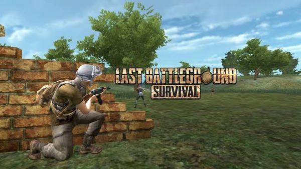 لعبة Last Battleground Survival apk 2019