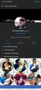 Dark Mode Facebook Lite Mohamedovic 02