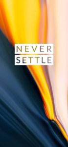 OnePlus 7 Pro Wallpaper Never Settle Mohamedovic 03