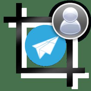 تطبيق Profile w/o crop for Telegram أحد تطبيقات التليجرام