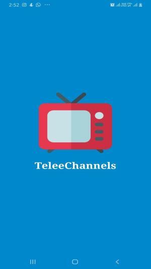 تطبيق TeleeChannels أحد تطبيقات التليجرام