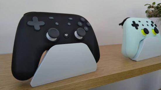جهاز تحكم ألعاب جوجل ستاديا
