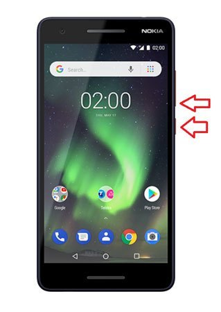 how to unlock bootloader on nokia 2.1 2