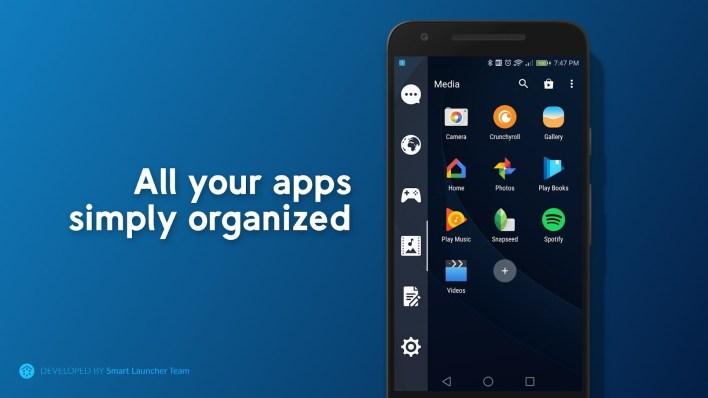 تطبيق Android Smart