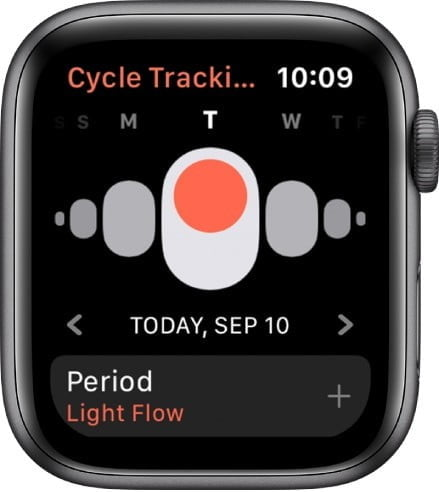 Cycle Tracker Apple Watch 08