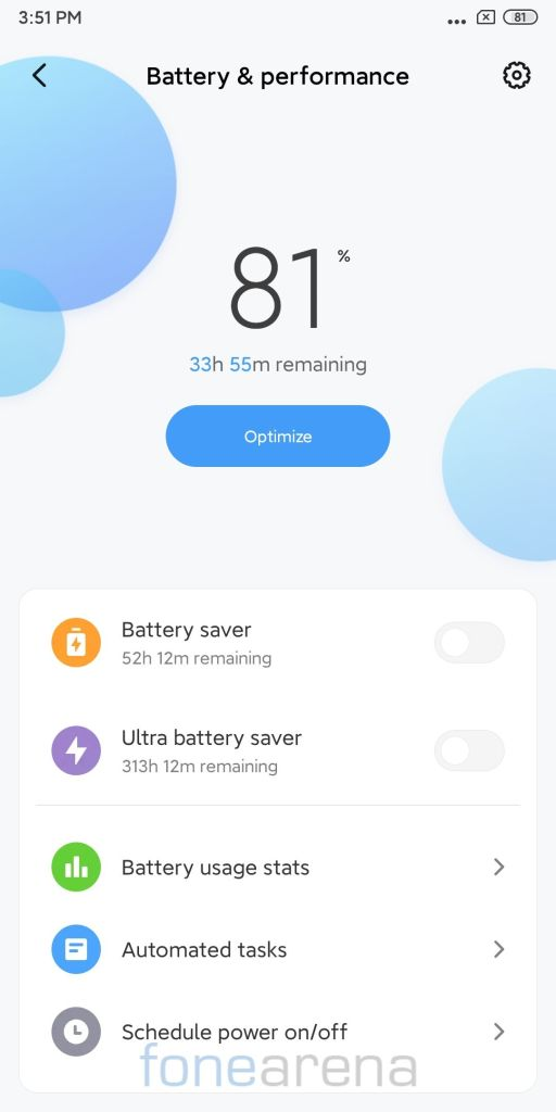 Mi 8 MIUI 11 Based Android 10 Firmware Update 5 1