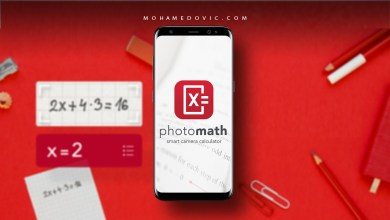 تطبيق فوتو ماث للاندرويد والايفون