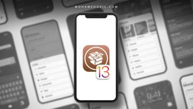 شرح عمل جيلبريك لنظام iOS 13