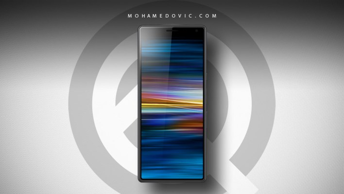 Android 10 update for Sony phones
