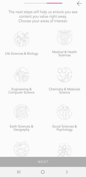 شرح استخدام تطبيق الباحث Researcher