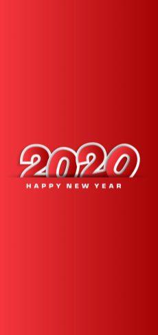 خلفيات Happy New Year 2020 للموبايل