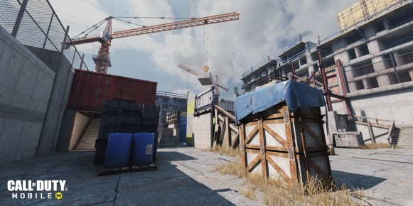 Scrapyard map