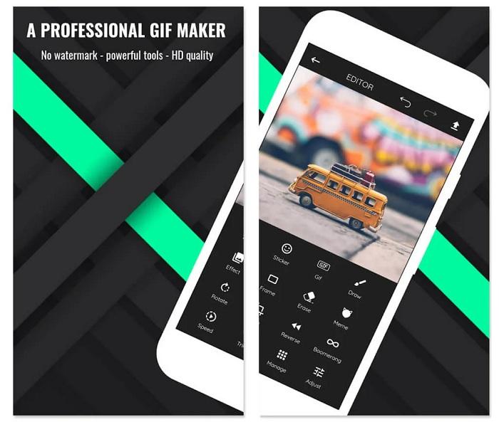 GIF Maker-Editor