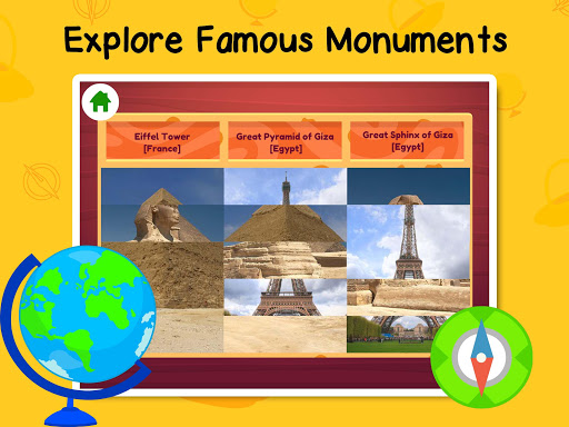 Geography Games for Kids: Learn Countries via Quiz