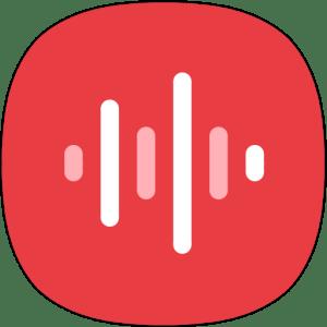 تطبيق Samsung Voice Recorder