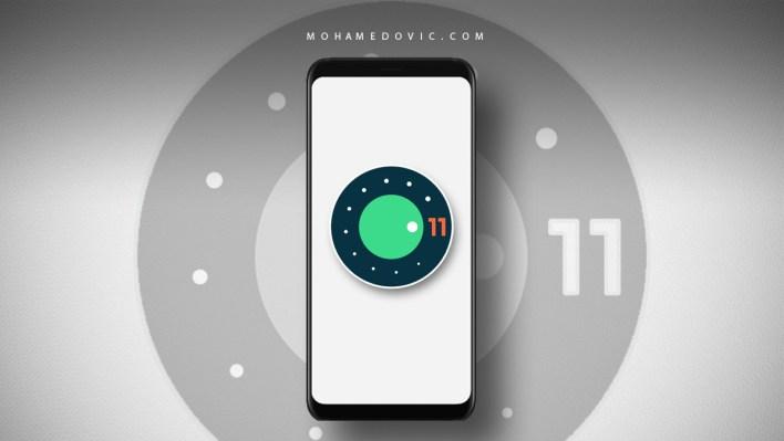 تحديث Android 11 لهواتف اندرويد