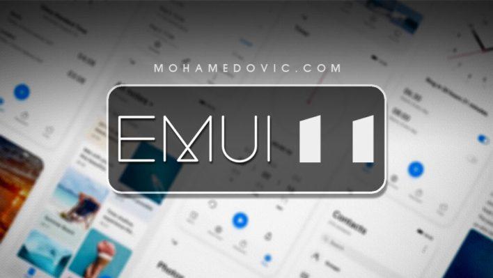 EMUI 11 update