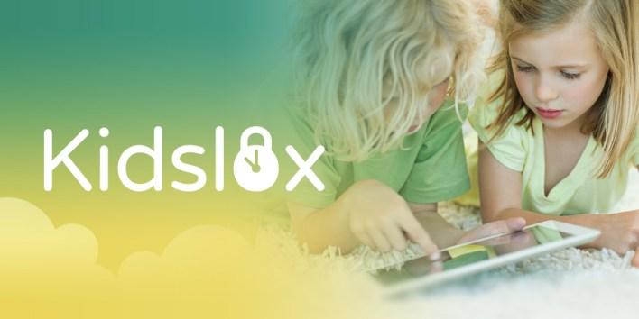 تطبيق Kidslox أحد تطبيقات مراقبة الاطفال عن بعد