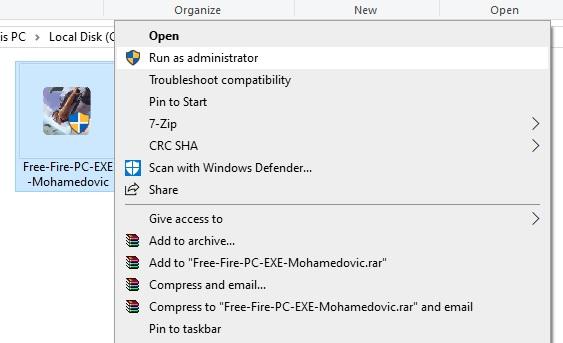 تثبيت فورت نايت للكمبيوتر