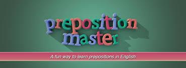 تطبيق Learn English Preposition Master