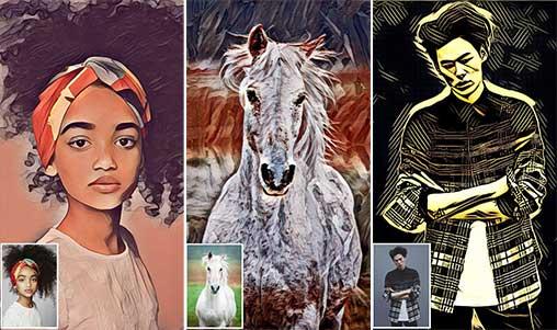 Painnt – Art & Cartoon Filters