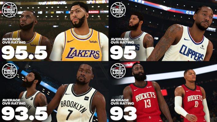 لعبة NBA 2K20