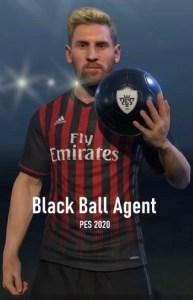 بيس 2020 الكرة السوداء