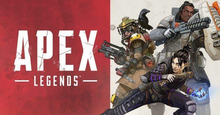 لعبة Apex Legends