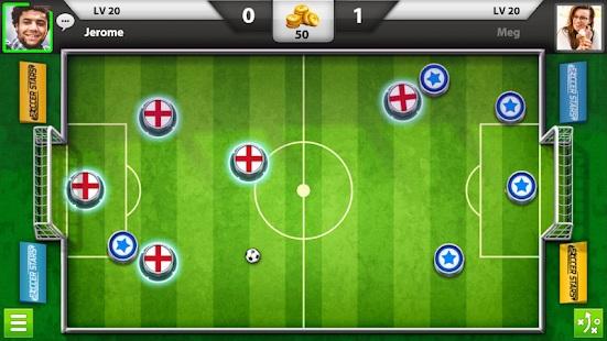 لعبة Soccer Stars