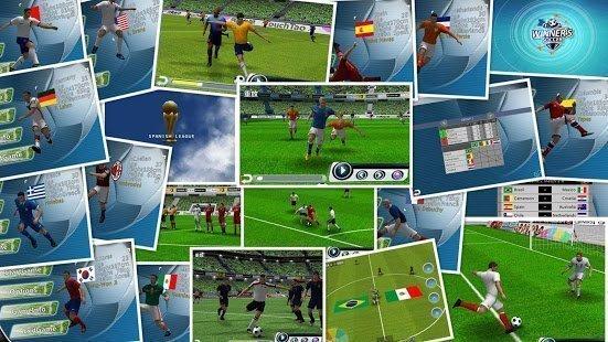 لعبة Winner Soccer Evo Elite
